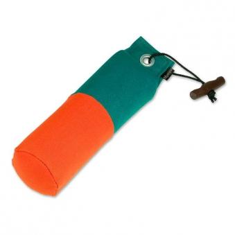 Hundespielzeug Dummy Marking 500 g grün/orange Bild 1