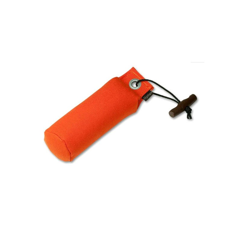 Hundespielzeug Dummy Standard 250 g orange Bild 1