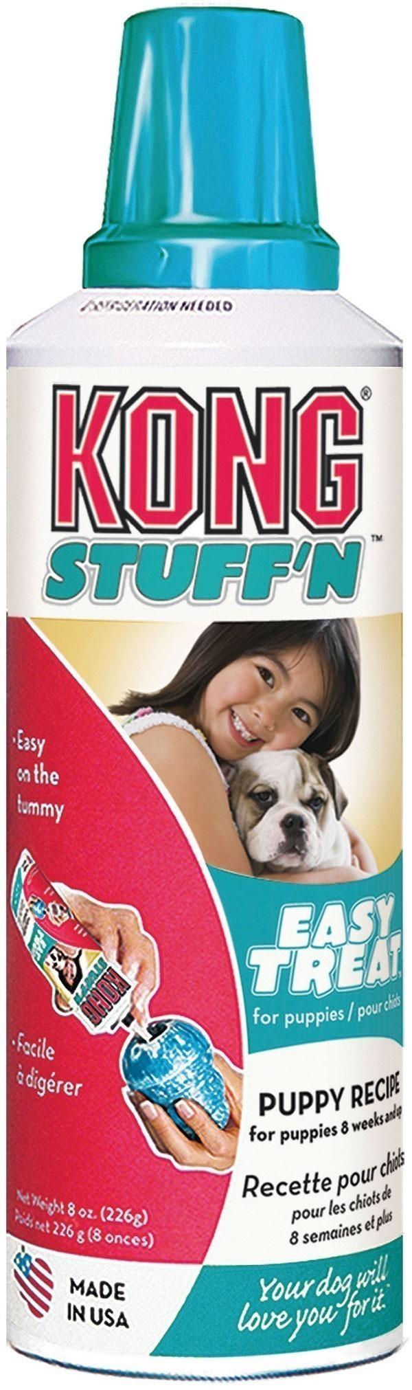 Kong Hundesnack Stuff'n Paste Puppy Treat 226g Bild 1
