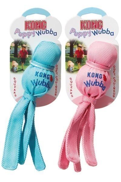 Kong Wubba Hundespielzeug Größe Puppy Bild 1