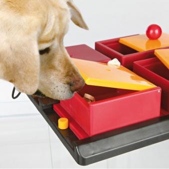 Hundespielzeug Trixie Dog Activity Poker Box 31x10x31cm Bild 3
