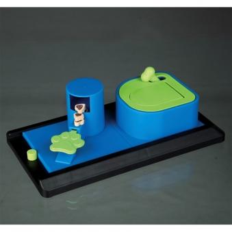 Hundespielzeug Trixie Dog Activity Poker Box Vario 2 32x17cm Bild 3
