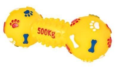 Hundespielzeug Hantel Vinyl TRIXIE 19cm Bild 1