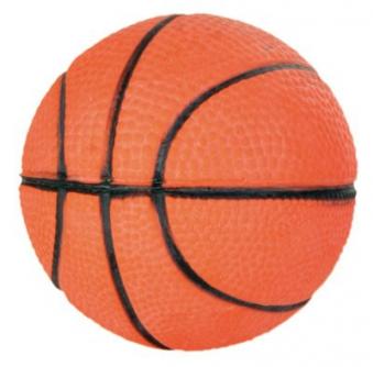 Hundespielzeug Ball Moosgummi TRIXIE Ø6cm Bild 1