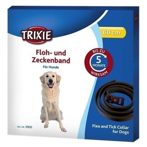 Floh- und Zeckenhalsband für Hunde 60 cm Bild 2