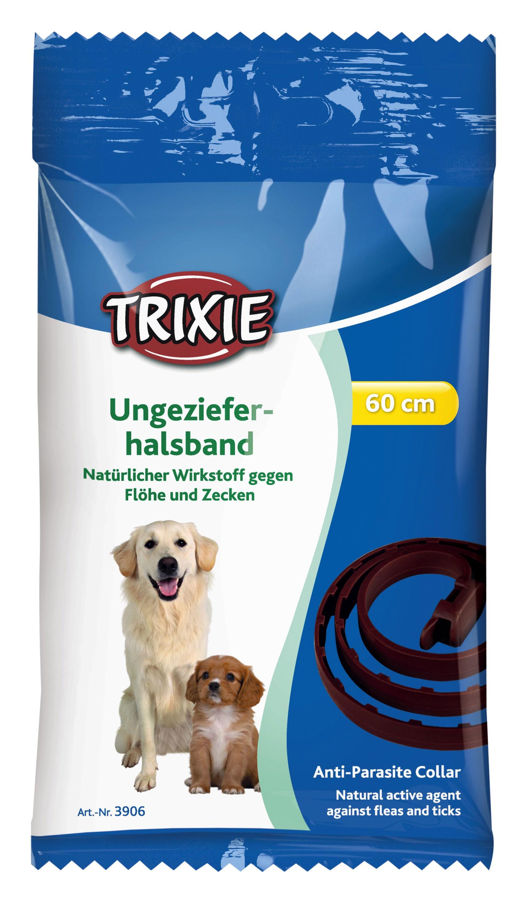 Ungeziefer Halsband für Hunde 60 cm Bild 2
