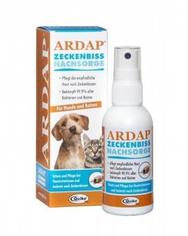 Zeckenbiss Nachsorge Spray Ardap® 75 ml Bild 1