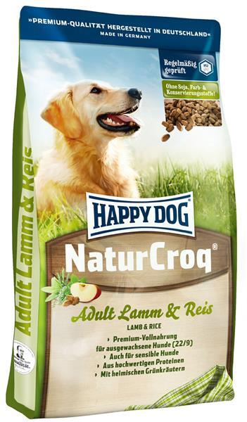 Hundefutter Trockenfutter Happy
